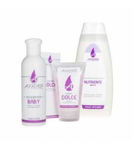 KIT CUTE E CAPELLI - LAVAGGI QUOTIDIANI