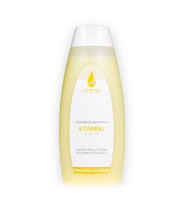 Shampoo & Doccia Vitaminico - Frag. Pesca & Agrumi 300 ml