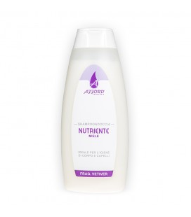 Shampoo & Doccia Nutriente - Fragranza Vetiver