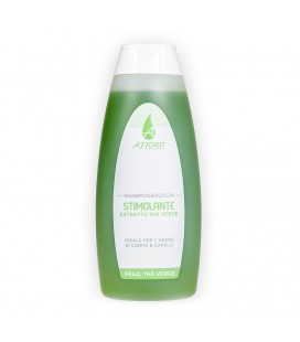Shampoo & Doccia Stimolante - Frag. The Verde 300 ml