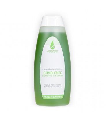 Shampoo & Doccia Antiossidante - Fragranza The Verde